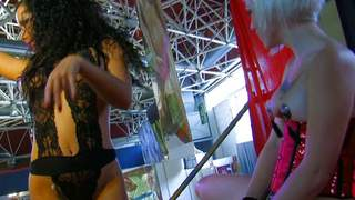 Show de Milky y Penelope Tiger a FICEB...photo 3