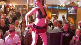 Show de Jessica Blue a Besancon 2009 photo 3