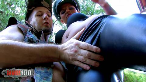 El forastero y la mujer policía photo 1