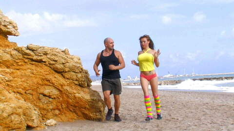 Fitness en la playa photo 1
