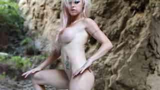 Eva Lange desnudandose   photo 4
