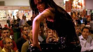 Show de Nina Roberts a FICEB 2007 photo 1