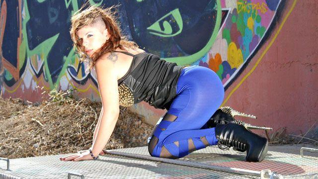 Kimy Blue Foto Sexy Gratis #010