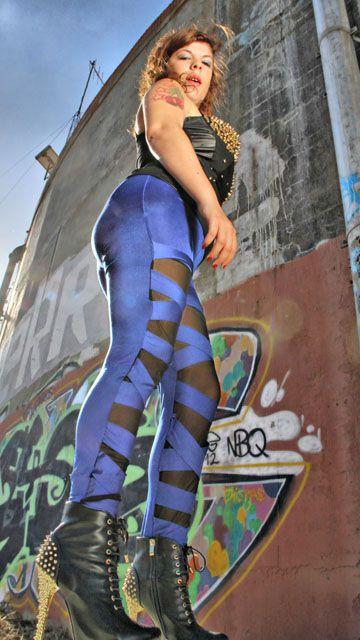 Kimy Blue Foto Sexy Gratis #019