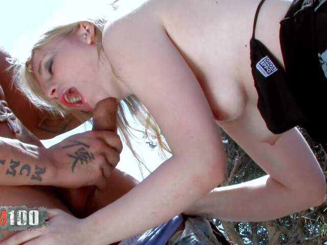 Porn video :   Lillian Love Rob Diesel photo 02