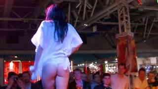 Show de Jessica Blue a Prova 2008 photo 3
