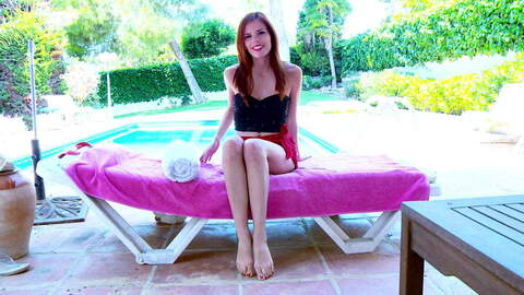 Susana Melo webcam pool photo 1