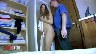 Victoria Delice pillada por la camara ...photo 1