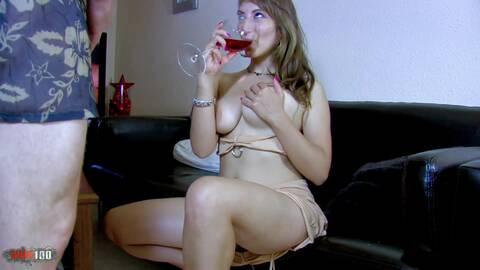 Recogida en una fiesta y follada en el...photo 2